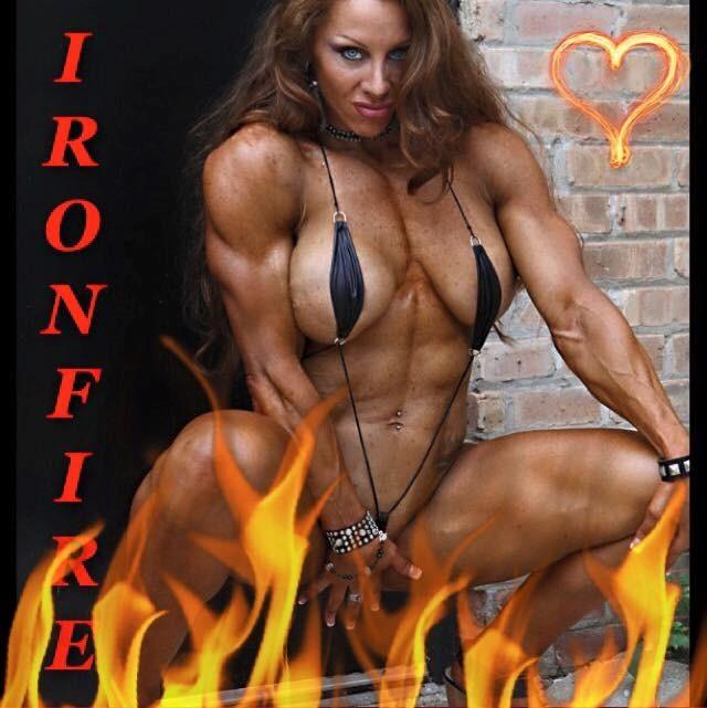 ironfire smoking hot